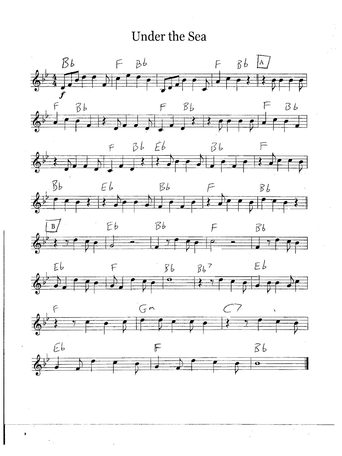 Guitar chord sheet pdf