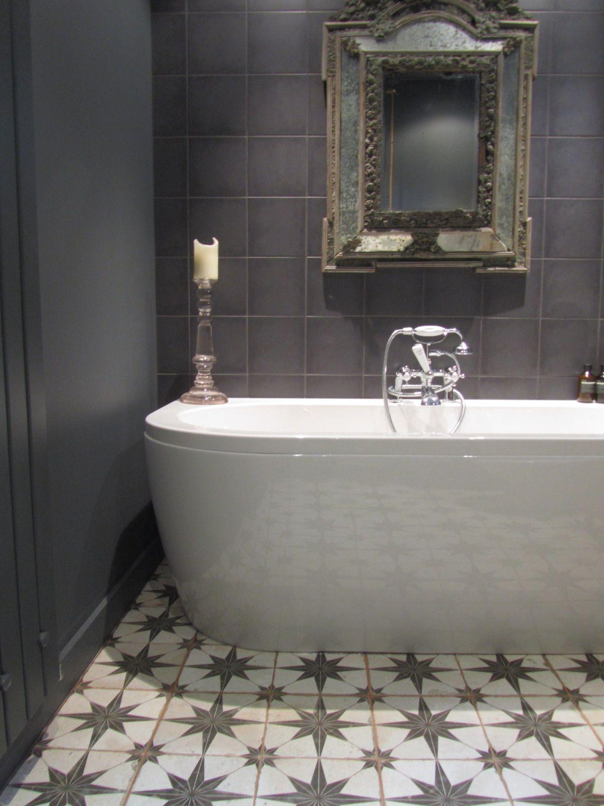 Pin By Betsey Crosby Thompson On Bathe Bamboo Flooring Bathroom Yellow Bathroom Tiles Bathroom Tile Designs