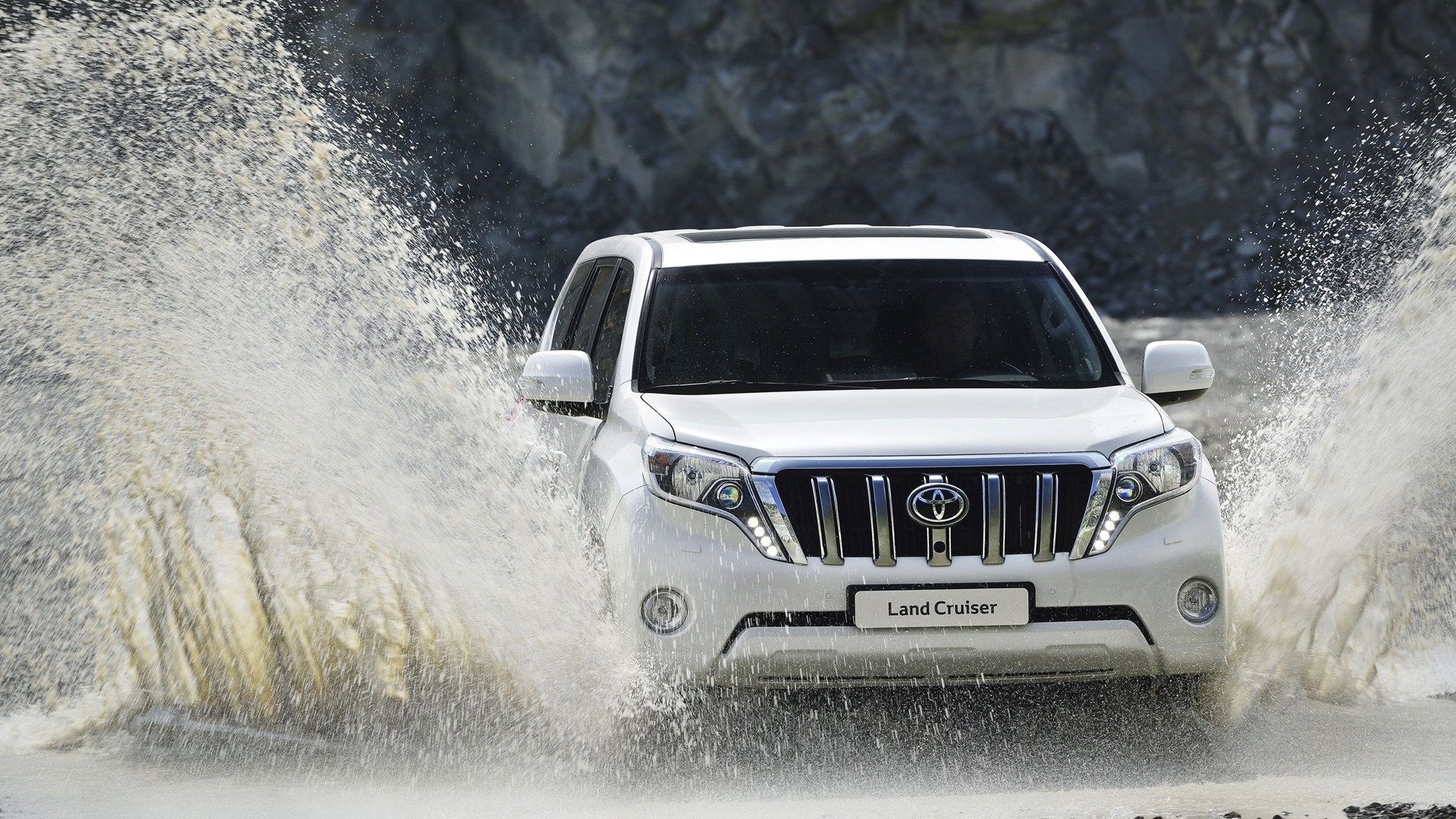 Best Wallpaper Toyota Land Cruiser 2014 In High Res Free