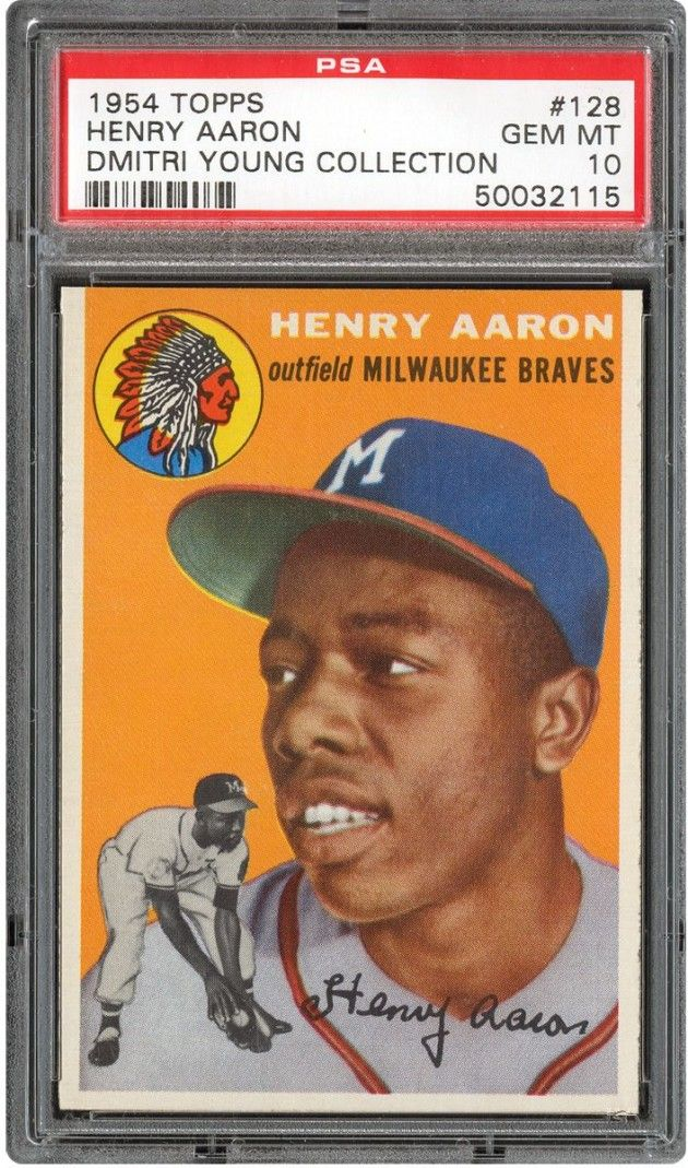The 20 Most Expensive Sports Cards of AllTime Hank