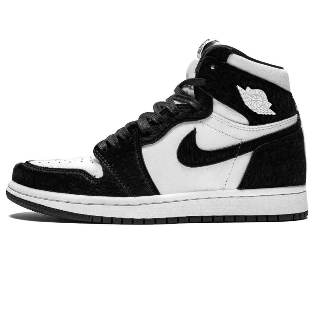 Air Jordan 1 Black White Womens | Jordan 1 black, Black and ...
