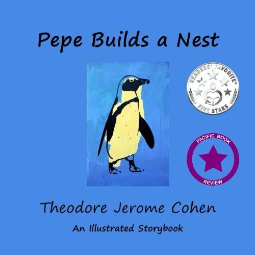 Pepe Builds a Nest by Theodore Jerome Cohen...http://www.featheredquill.com/reviews/childrens/cohen4.shtmlhttps://www.amazon.com/dp/154119456X/ref=cm_sw_r_pi_dp_x_kTNGybYA3GYGR
