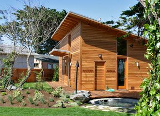 a backyard cottage is one type of mother in law unit seattle rh pinterest com  building a mother in law house