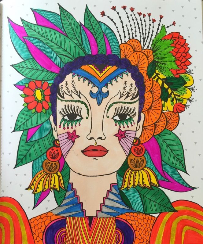 just add color carnival in 2018 coloring pages pinterest