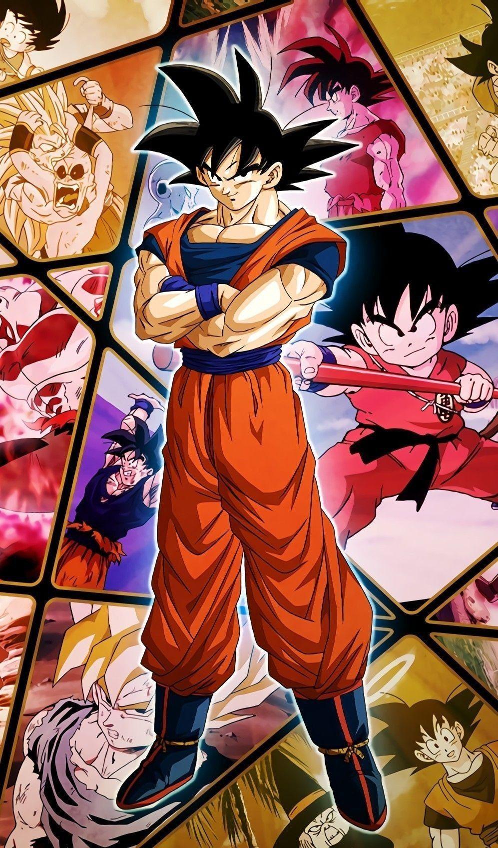 Lo Mejor De Dragon Ball Gt Personajes De Goku Figuras De Goku Dragones