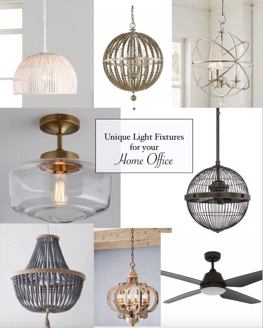 8 Unique Home Office Light Fixtures Unique Light Fixtures
