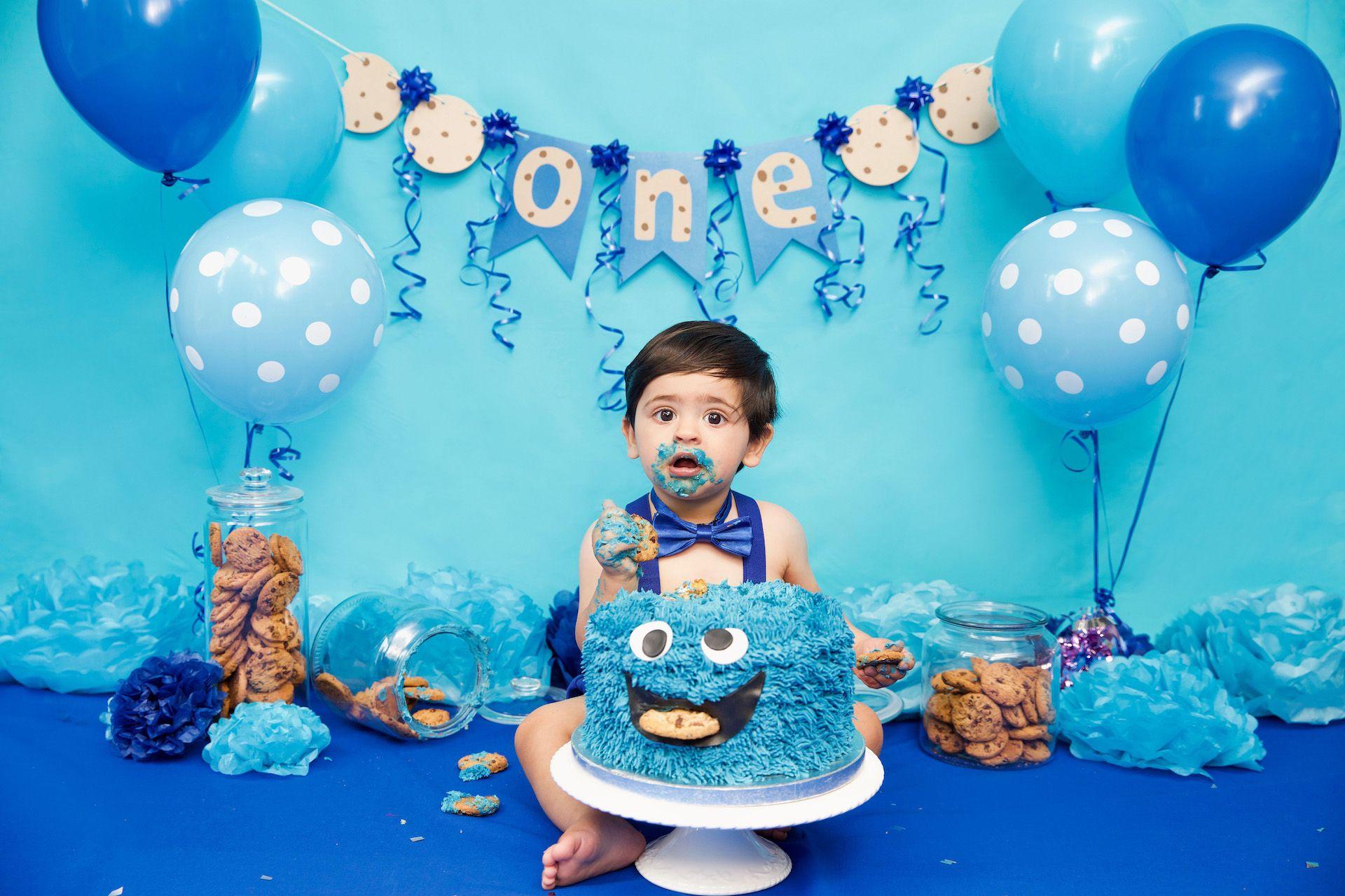 Pleasant Watford Cake Smash Photographer Cake Smash Theme Boys First Funny Birthday Cards Online Alyptdamsfinfo