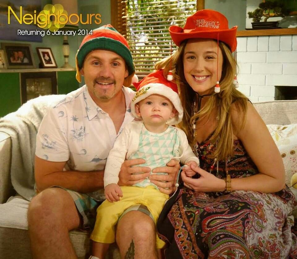 Image result for sonya toadie baby nell neighbours