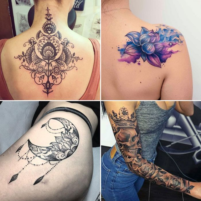 Best Tattoo Ideas For Women Best Tattoos For Women Tattoos For Women Cool Tattoos
