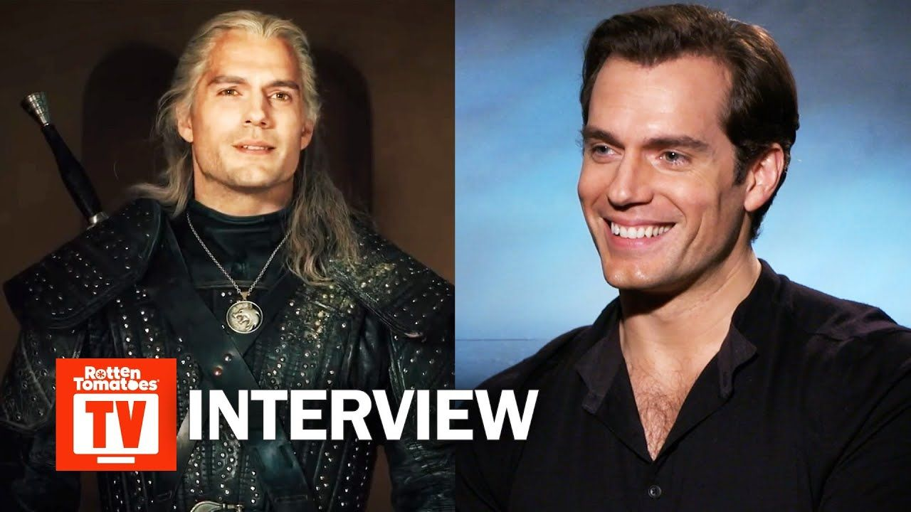 The Witcher Star Henry Cavill On Why He Had To Play Monster Hunter Ger In 2020 Monster Hunter Tv Interview Henry Cavill
