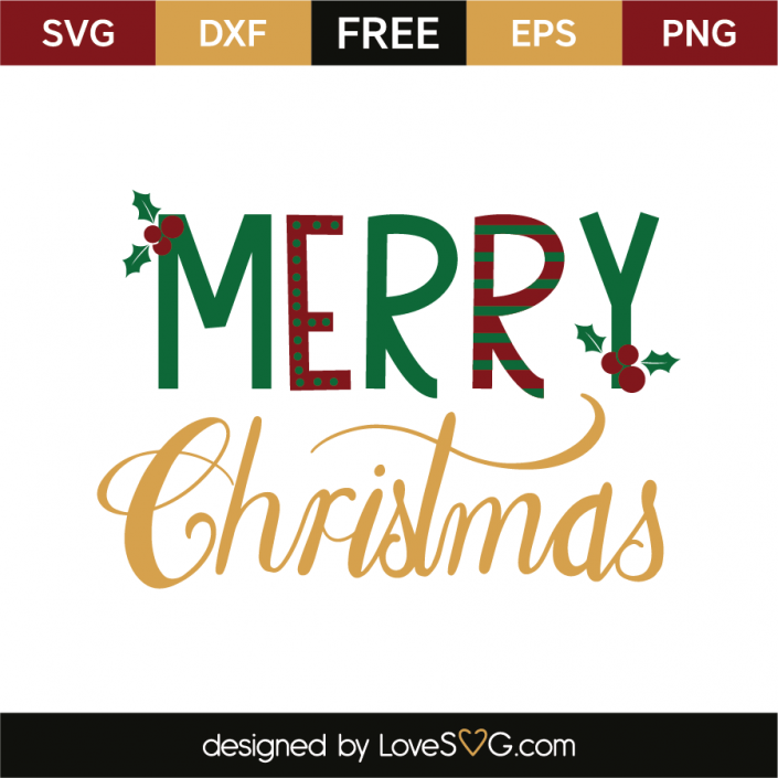 Pin on Free SVG Cut Files LoveSVG
