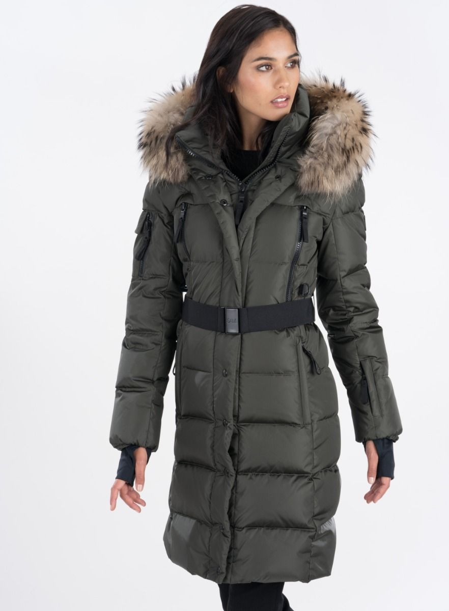 Sam New York Matte Infinity Coat Quilted Outerwear Luxury Outerwear Coats For Women [ 1200 x 882 Pixel ]