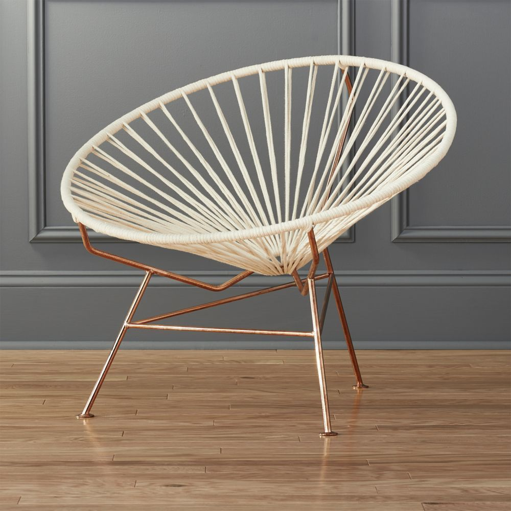 Acapulco chair cb2 - 17 Best Images About New Studio On Pinterest Nesting Tables Hexagons And Wire Baskets