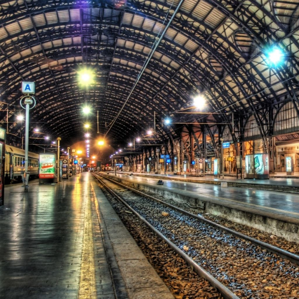 Short Essay on Railway Station
