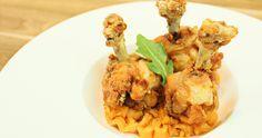 Chupachups crujientes de pollo, ¡una receta fácil y deliciosa!