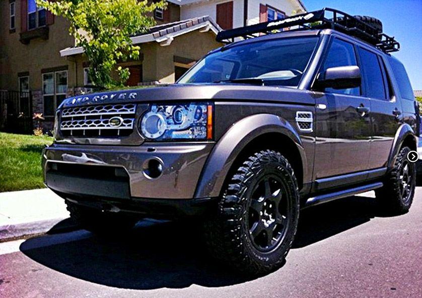 Land Rover LR4 Roof Rack - 4WD Roof Racks Australia ...