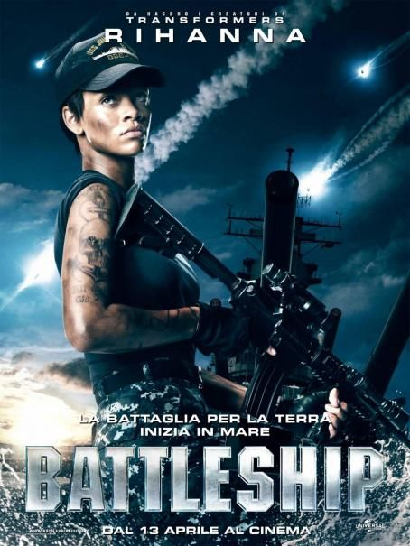 Battleship Filmes Cartaz Musica