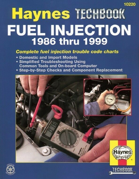 Advertisement Ebay Repair Manual Specialized Haynes 10220 Fuel Injection Injections Repair Manuals