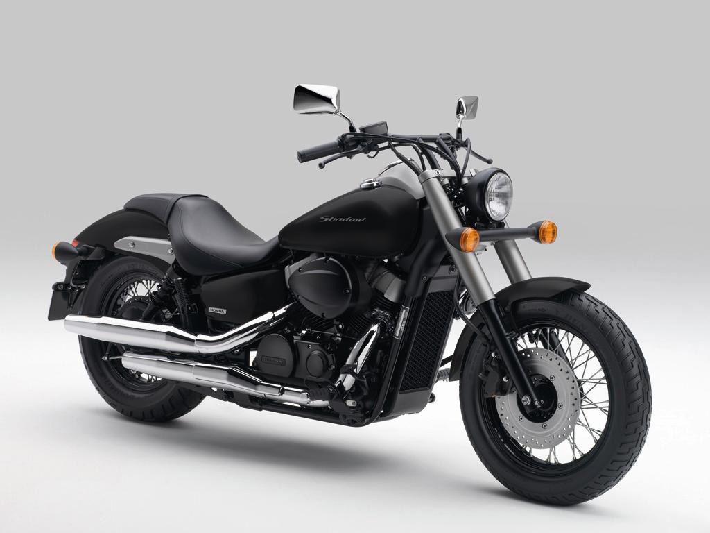 Honda Vt750 C2b Shadow Black Spirit Bikes Honda Shadow Phantom