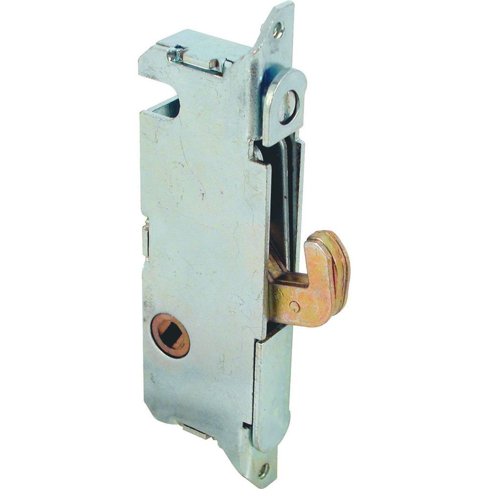 Sliding Patio Door Latch Hook Mortise Lock Round End Face Plate 45 Degree Keyway Primelineproducts Mortise Lock Sliding Patio Doors Sliding Glass Doors Patio