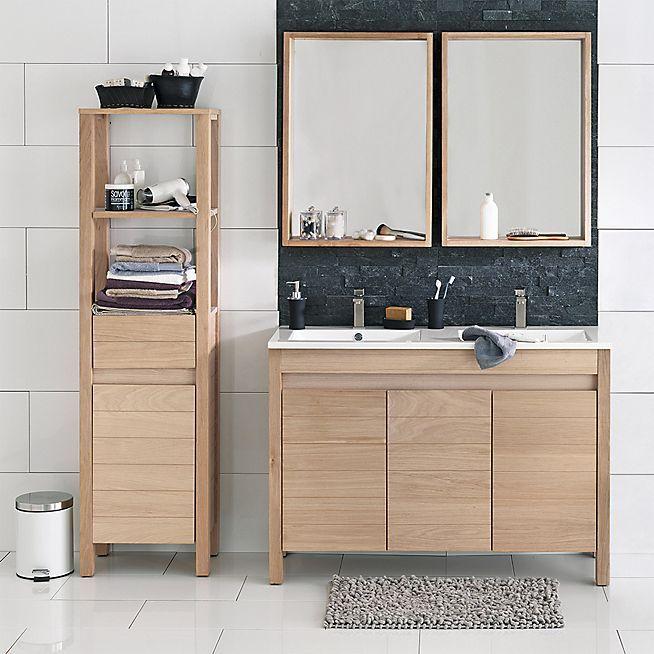 cool Idée décoration Salle de bain - Colonne de salle de bains en