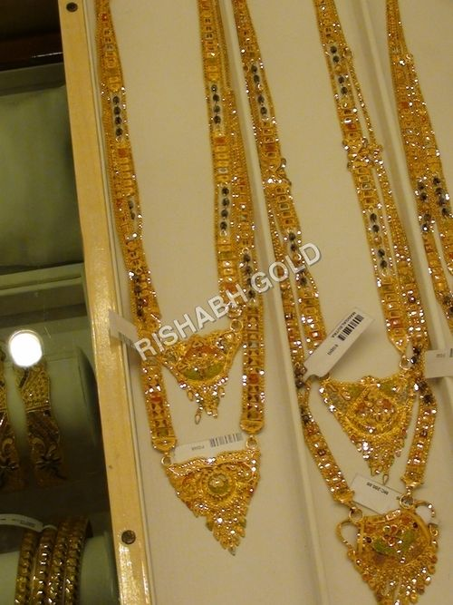 line designer gold exporter civil enterprises in abhra proddetail necklace