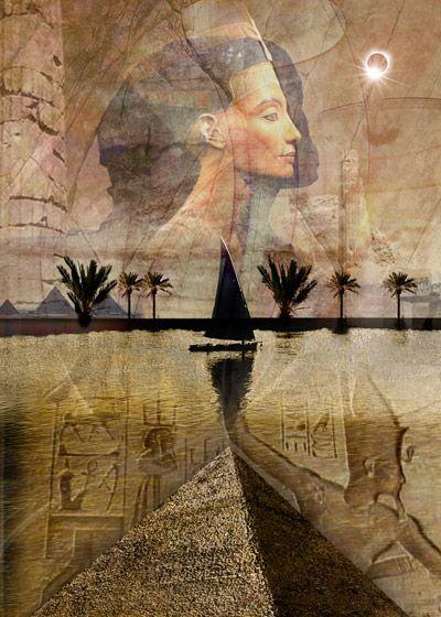 Egipt and Nefertite!