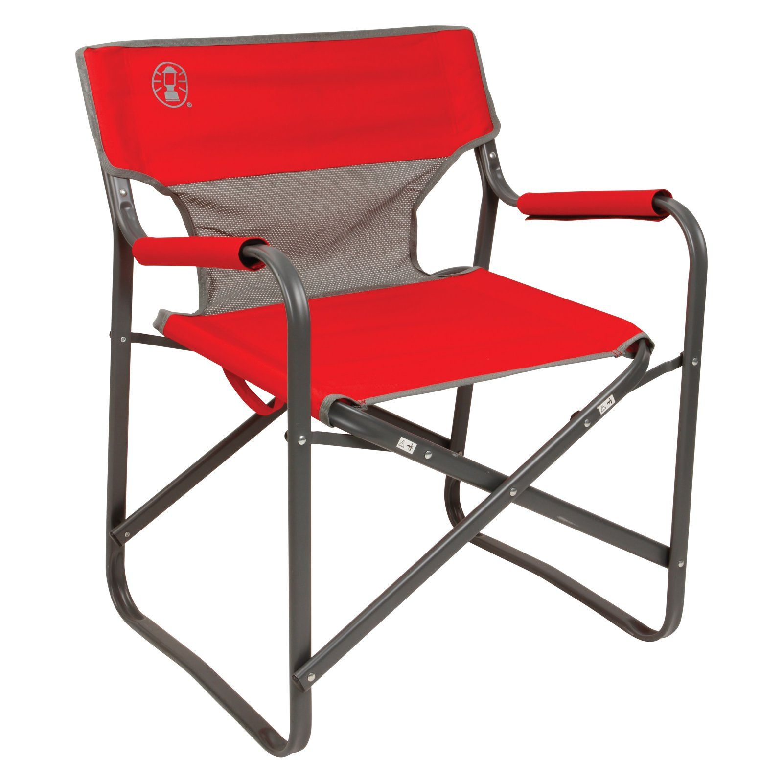 Outdoor Coleman Outpost Breeze Deck Chair In 2019 Products