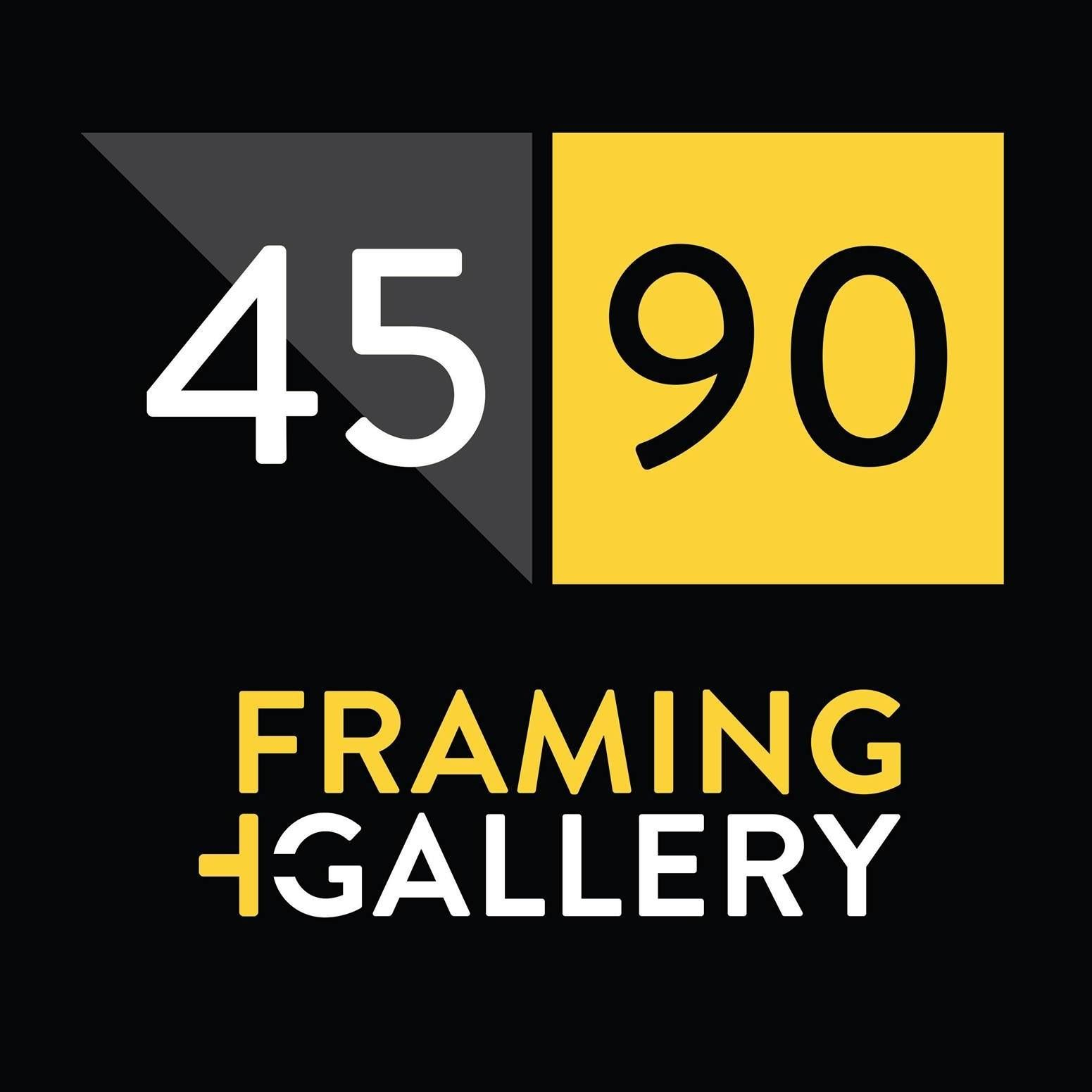 Custom picture framing canberra alongside an art gallery of custom framed lowbrow pop surrealism street art prints