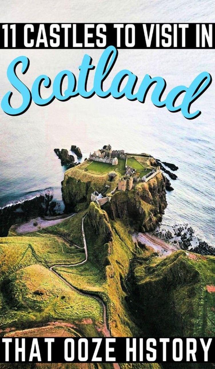 12 Scottish Castles You Can Visit