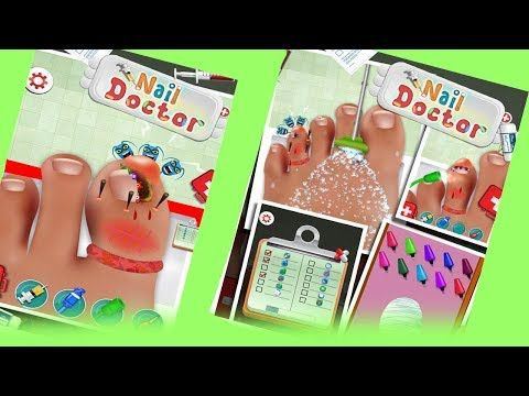 Doctor Who Nail Art Tutorial Nail Doctor Games Education Kids