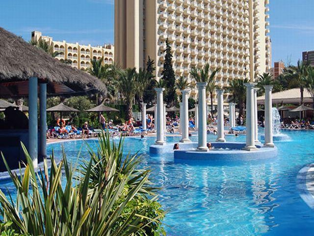 The Hotel Sol Pelicanos Ocas