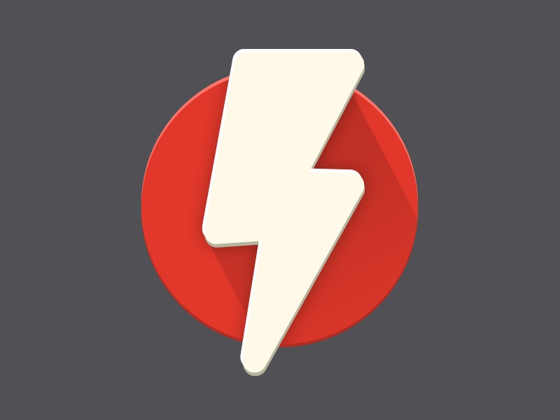 Flash Icon For Android Icon Android Flash