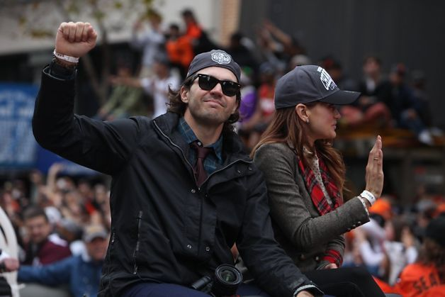 2012 world series related people