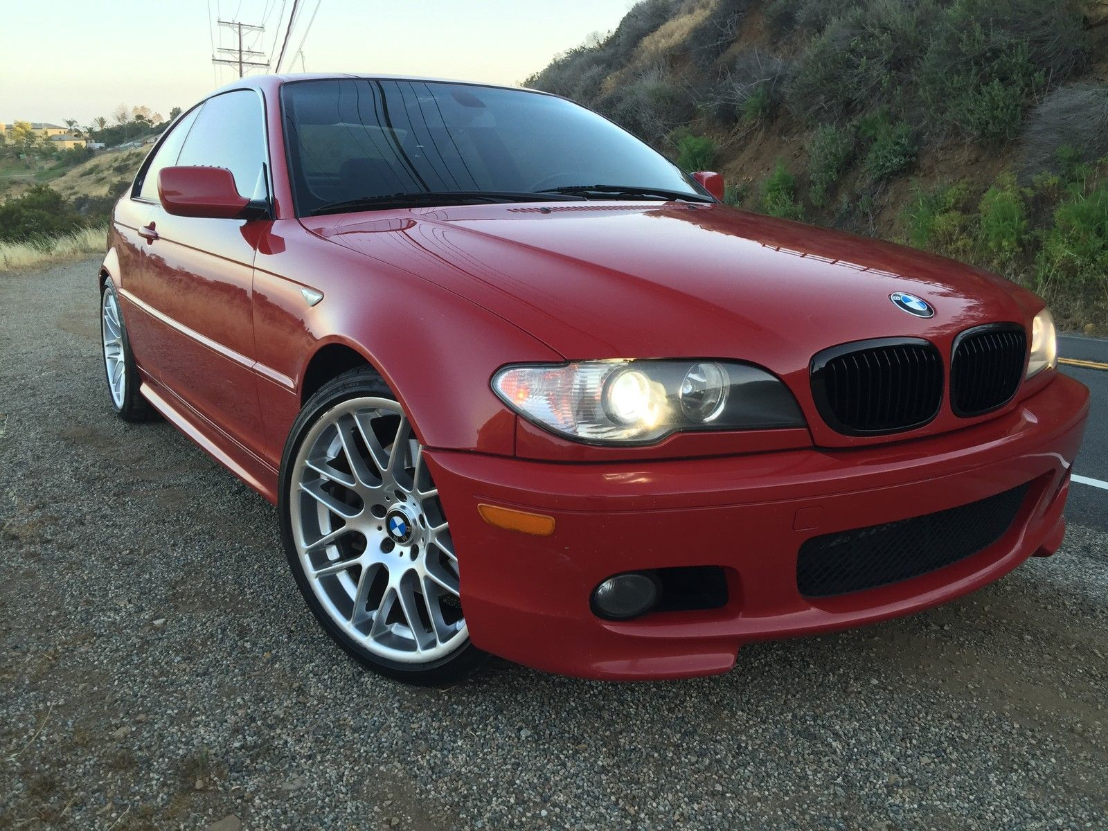 Car Brand Auctioned:BMW: 3 Series Base Coupe 2 Door 2004 Car