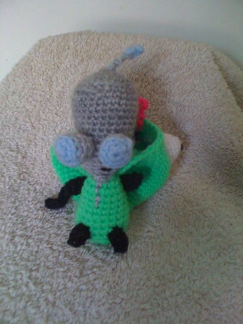 Gir In Dog Suit With Removable Hood Dog Suit Free Crochet And Hoods