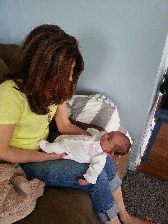 Nana's sweet baby girl♥