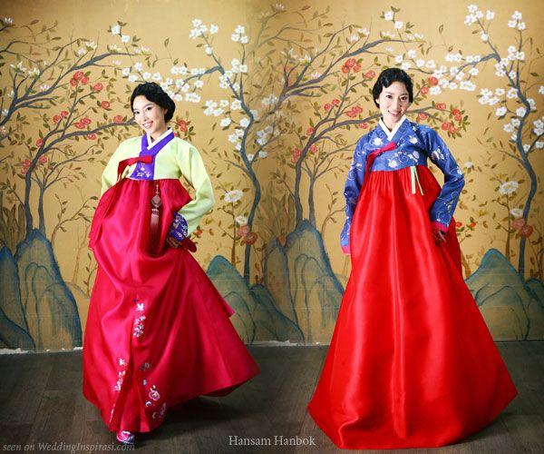 d62ae4ac7b2 June 24 - 30 2012 Featuring Korean Weddings Colorful traditional korean  costume called the hanbok