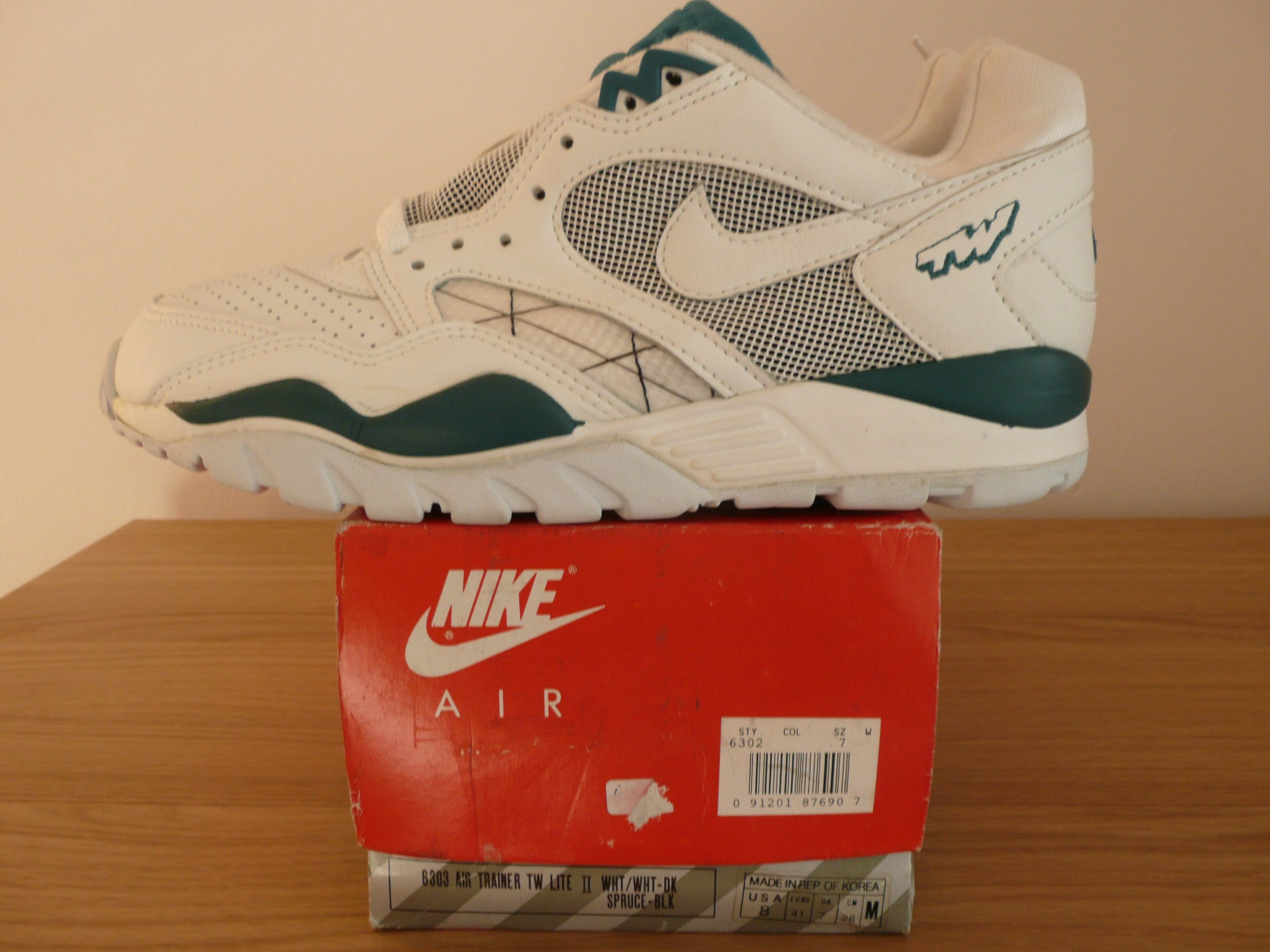 best loved 52438 c3f50 OG Nike Air Trainer TW II Low