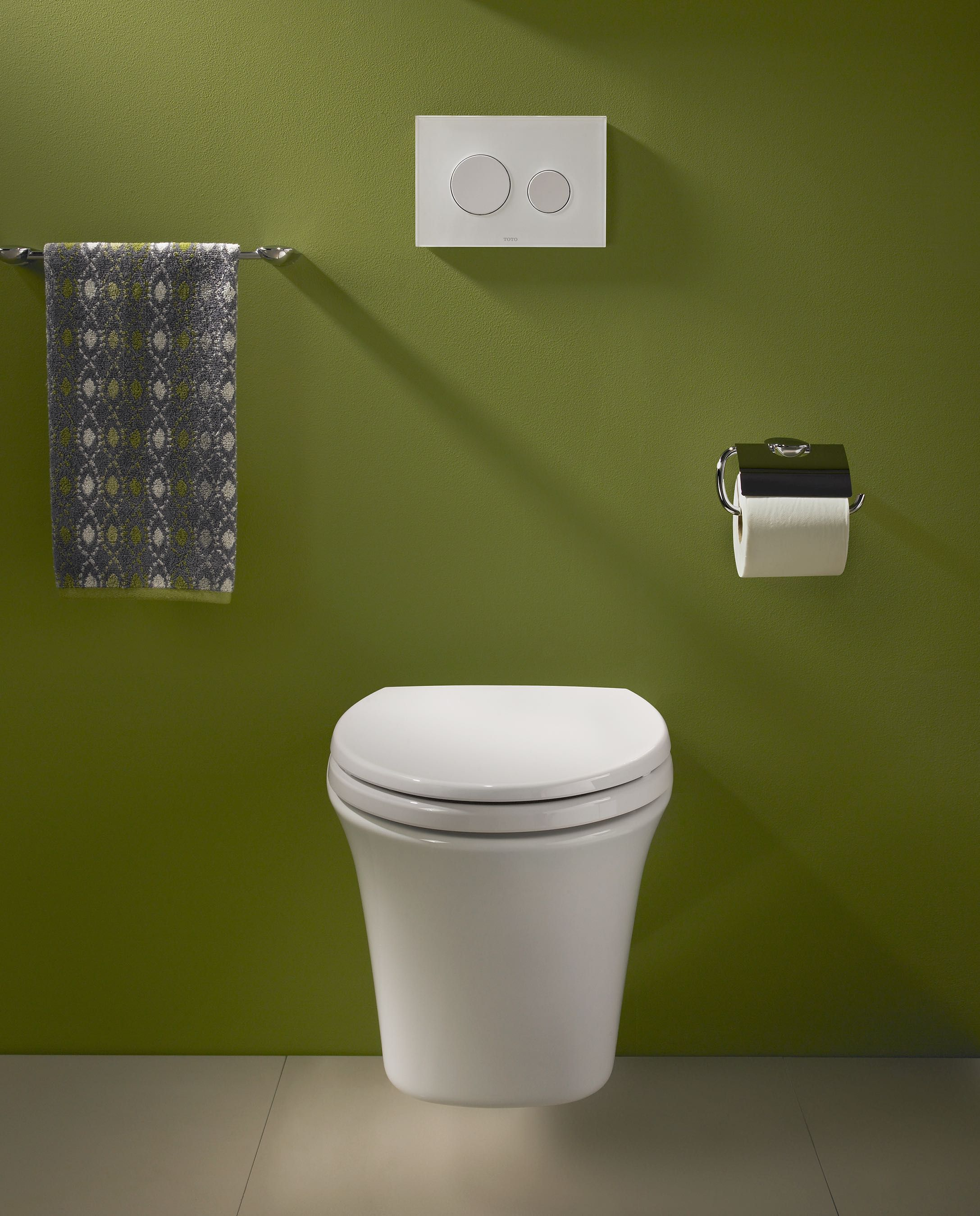 Toto - Maris Collection, wall hung toilet. Great choice for small ...