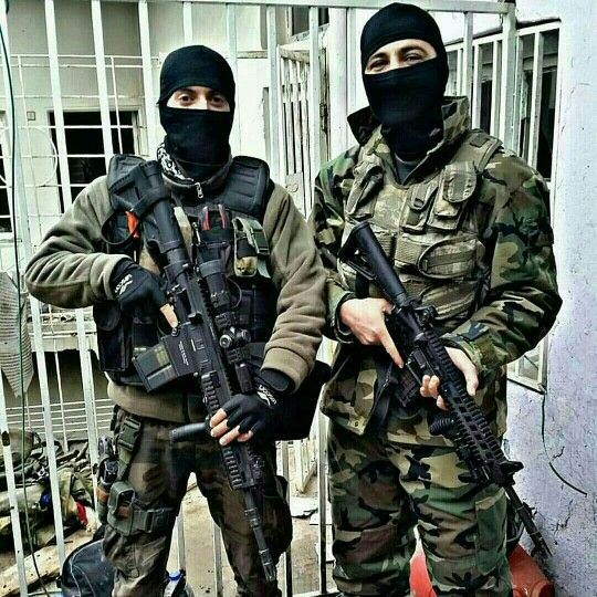 Turkish Special Operation Police..