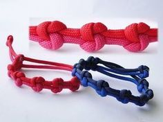 How to Make the Inception Snake Knot Paracord Bracelet Tutorial
