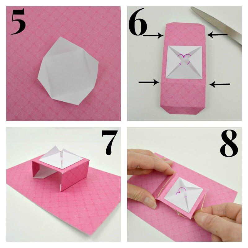 Confetti Flinger Card Insert Organized 31 Easy Birthday Cards Diy Pop Out Cards Birthday Cards Diy