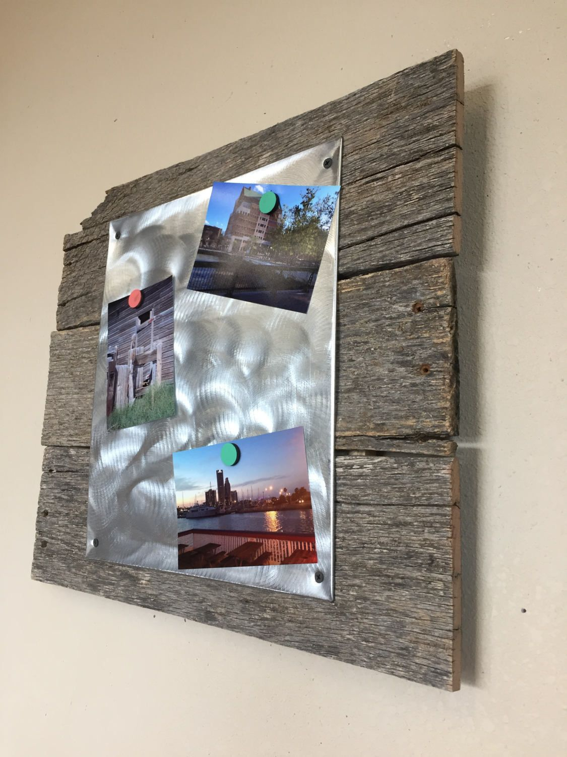 picture frame collage photo collage photo memory board picture memory collage rustic