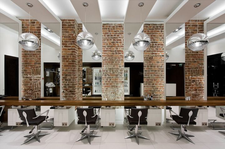 Luxury Hair Salon Design Google Search Hair Styling Salon