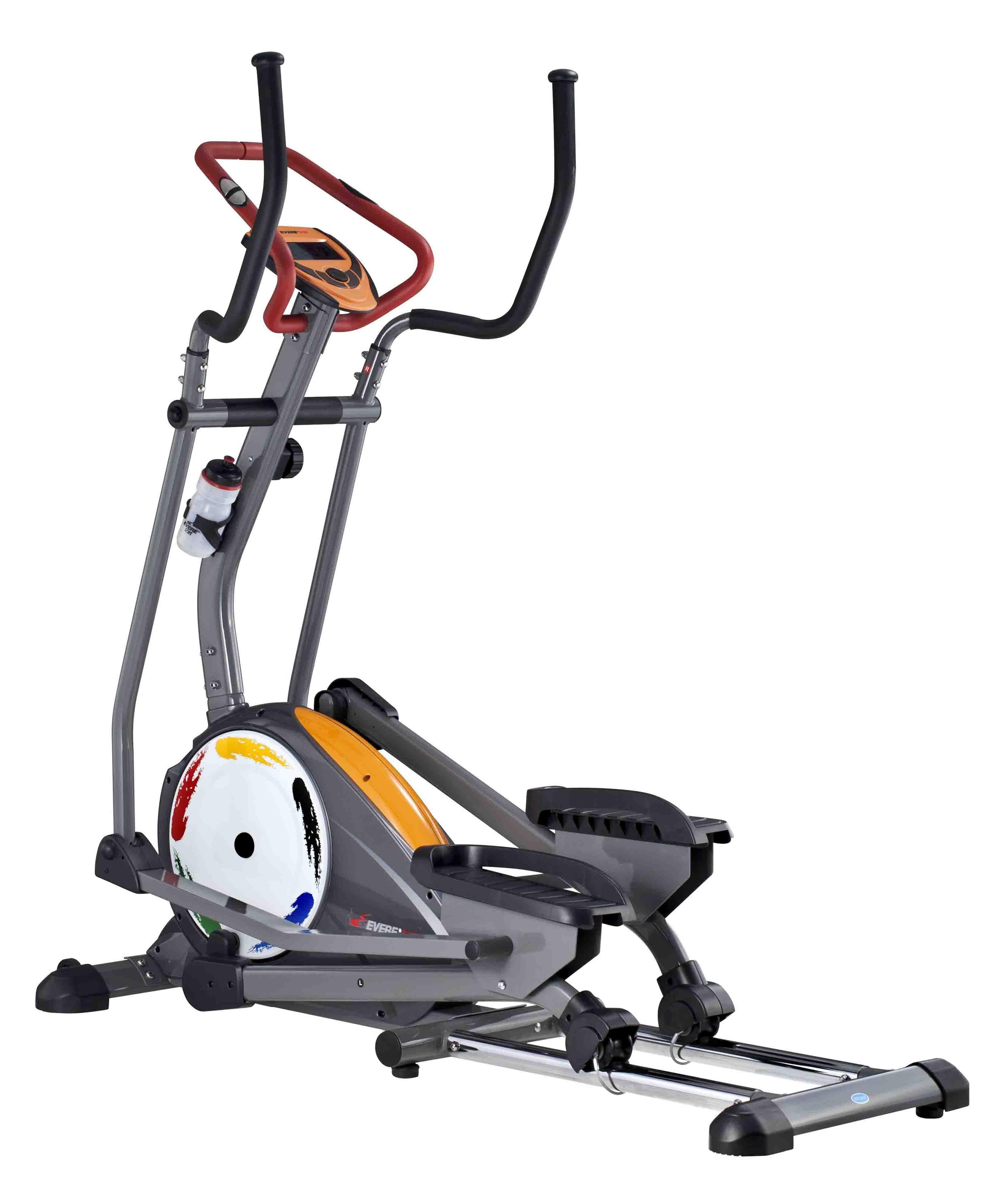 Cross Trainer Workout Cross Trainer Elliptical Bike Model No