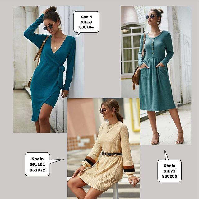 لعرض مشترياتكم دايركت Shein Jollychic شي ان جولي شيك نمشي سيفي اوناس ملابس Online Dress Shopping Fashion Outfits Clothes For Women