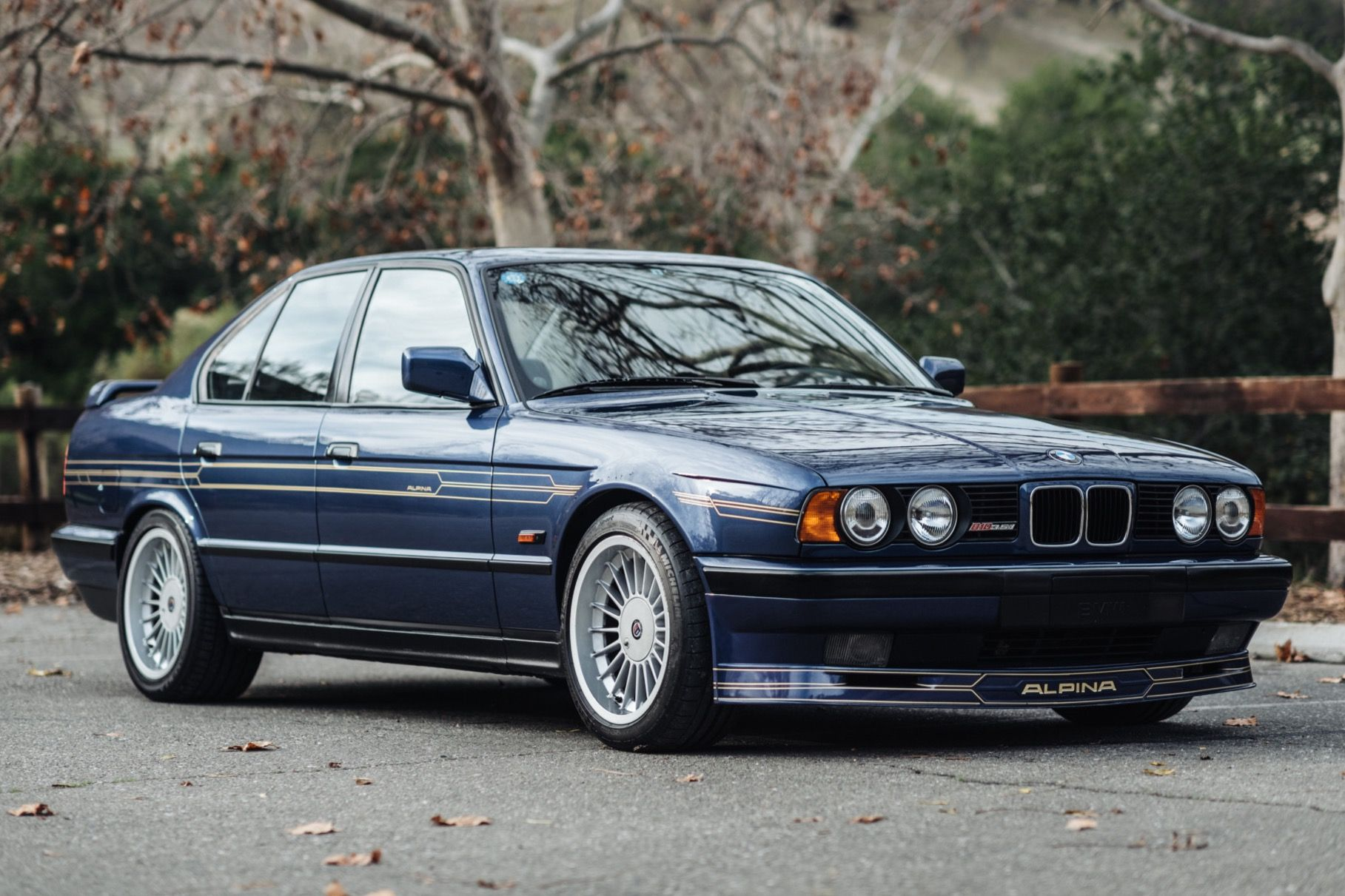 1989 Alpina B10 5 Speed Bmw E34 Bmw Alpina Bmw