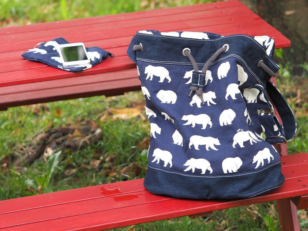 Matchbag Bio-Canvas   Matchbag / Matchbeutel / Rucksack   Pinterest ...