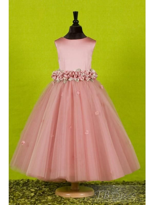 Tbdress reviews for round neck flowers embellishing flower girl tbdress reviews for round neck flowers embellishing flower girl dress tbdress reviewsgirl dresses reviews foe tbdress3 mightylinksfo